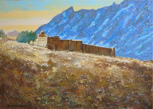 Sint Catharinaklooster-Sinai