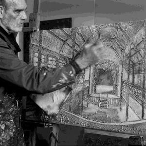 atelier- Dick Hogewoning